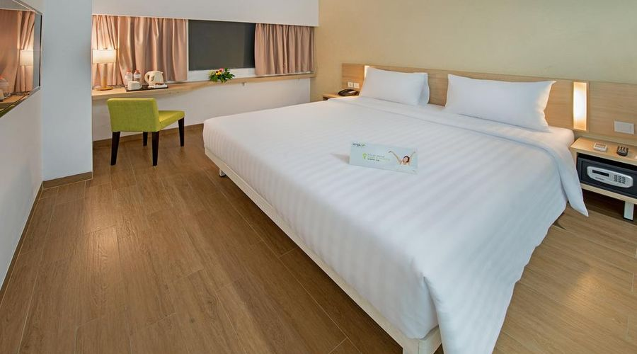 Whiz Prime Hotel Pajajaran Bogor-9 of 31 photos