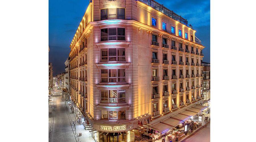 Hotel Zurich Istanbul-1 of 30 photos