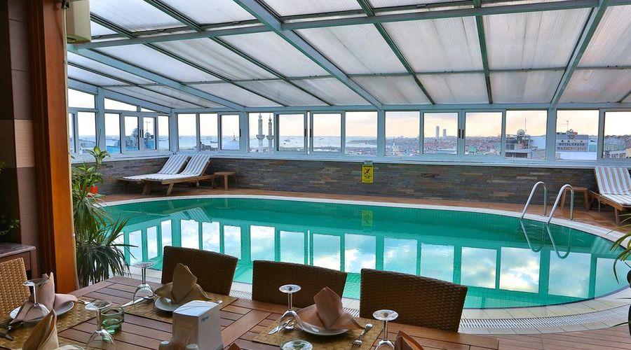 Hotel Zurich Istanbul-22 of 30 photos