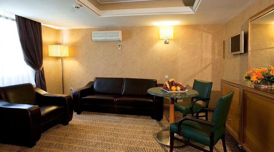 Hotel Zurich Istanbul-17 of 30 photos