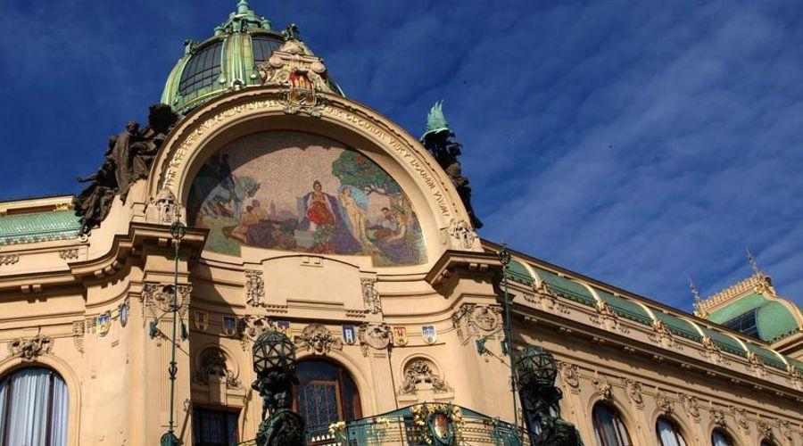 BoHo Prague Hotel-35 of 53 photos