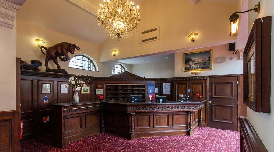 Bosworth Hall Hotel & Spa-15 of 35 photos