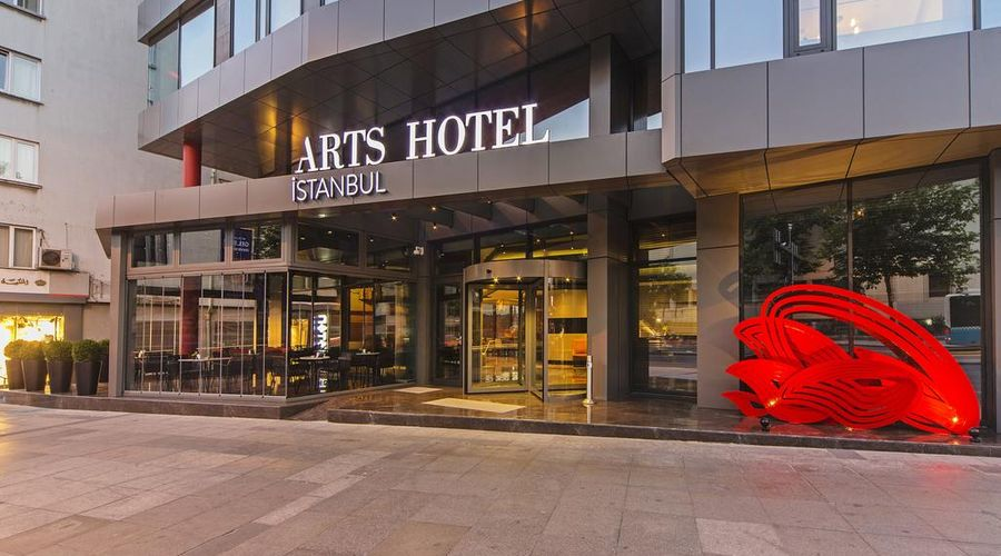 Arts Hotel Istanbul - Special Class-1 of 30 photos