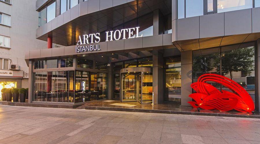 فندق آرتس إسطنبول - درجة خاصة-1 من 30 الصور