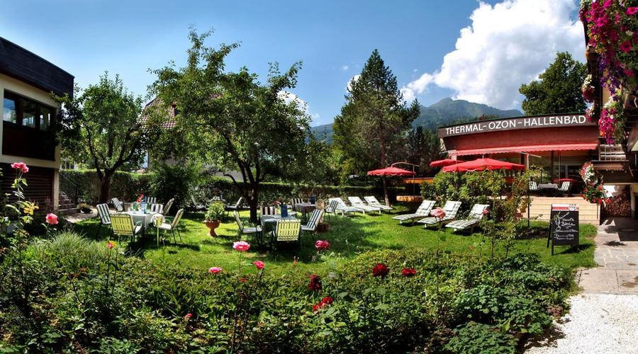 Hotel Alpina - Thermenhotels Gastein-38 من 39 الصور