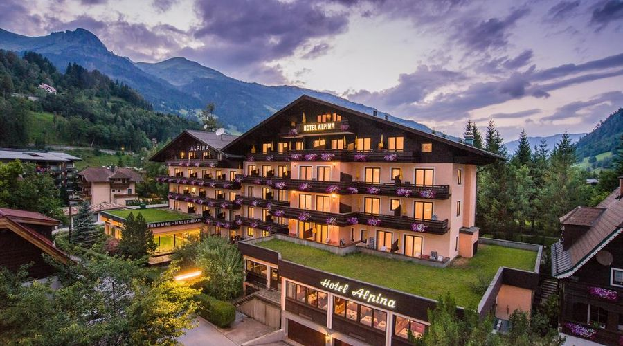 Hotel Alpina - Thermenhotels Gastein-2 من 39 الصور