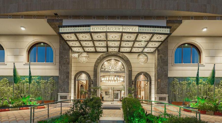 Konoz Al Yam Hotel Jeddah-4 of 28 photos