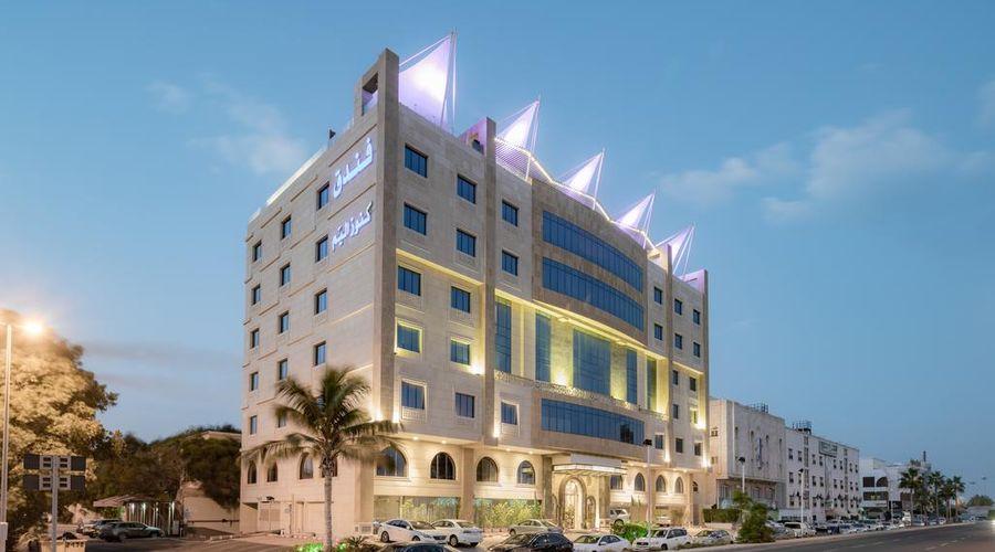 Konoz Al Yam Hotel Jeddah-1 of 28 photos