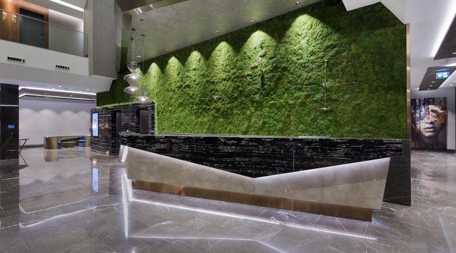 DoubleTree by Hilton Hotel Istanbul - Piyalepasa-14 of 44 photos