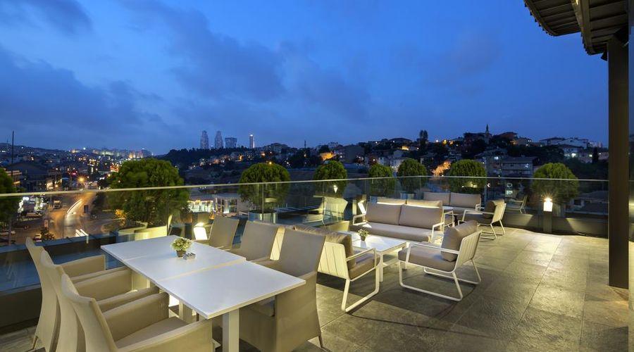 DoubleTree by Hilton Hotel Istanbul - Piyalepasa-15 of 44 photos