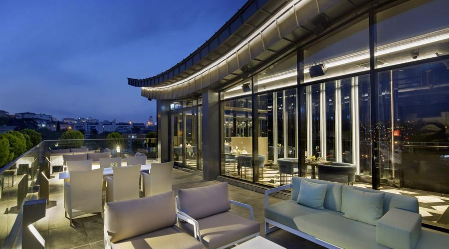 DoubleTree by Hilton Hotel Istanbul - Piyalepasa-16 of 44 photos