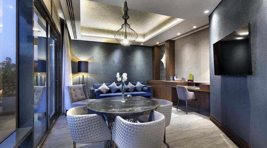DoubleTree by Hilton Hotel Istanbul - Piyalepasa-21 of 44 photos