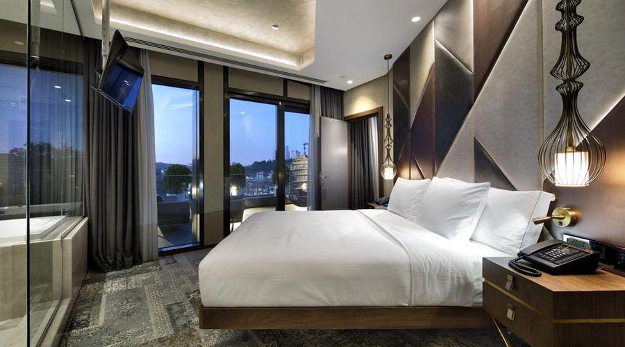 DoubleTree by Hilton Hotel Istanbul - Piyalepasa-22 of 44 photos