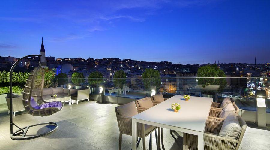 DoubleTree by Hilton Hotel Istanbul - Piyalepasa-24 of 44 photos