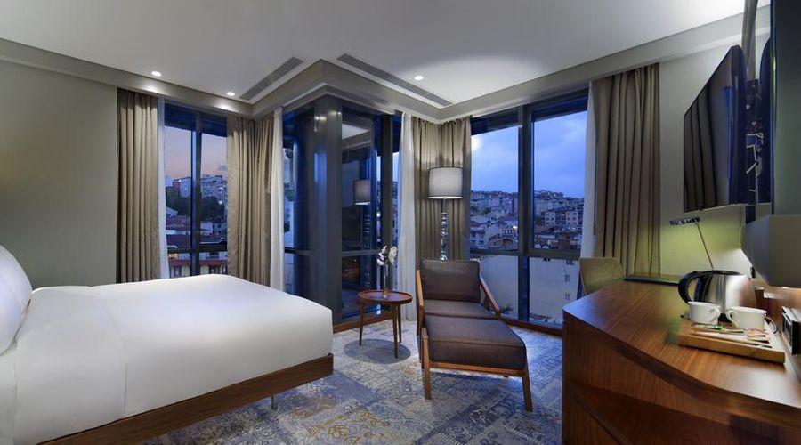 DoubleTree by Hilton Hotel Istanbul - Piyalepasa-25 of 44 photos