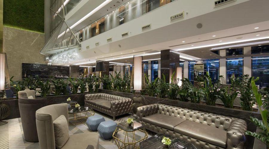 DoubleTree by Hilton Hotel Istanbul - Piyalepasa-3 of 44 photos