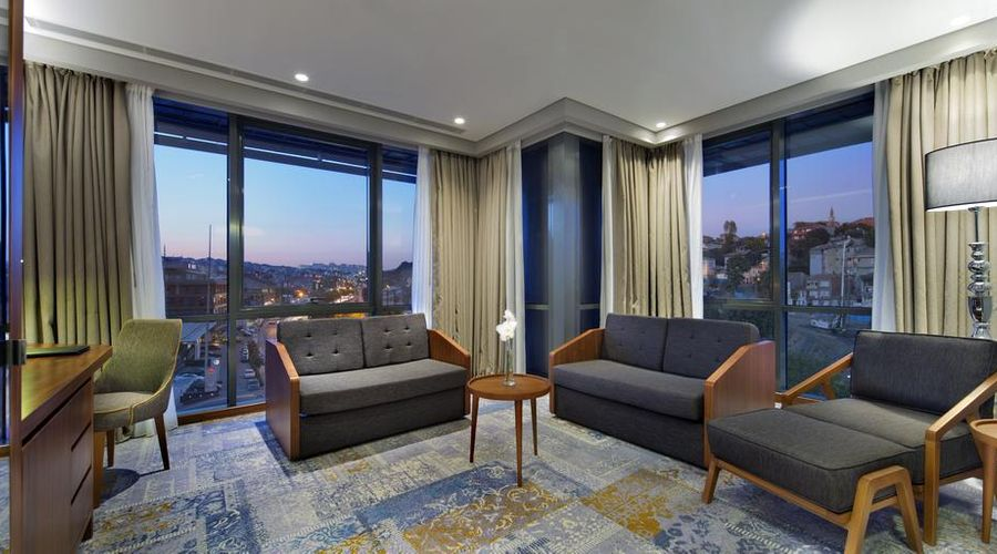 DoubleTree by Hilton Hotel Istanbul - Piyalepasa-30 of 44 photos