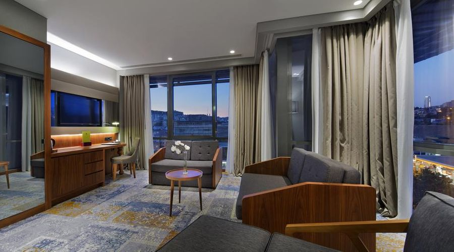 DoubleTree by Hilton Hotel Istanbul - Piyalepasa-31 of 44 photos
