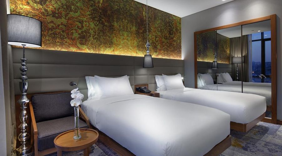 DoubleTree by Hilton Hotel Istanbul - Piyalepasa-28 of 44 photos