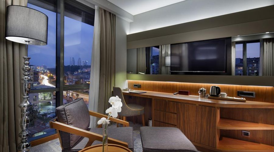 DoubleTree by Hilton Hotel Istanbul - Piyalepasa-37 of 44 photos