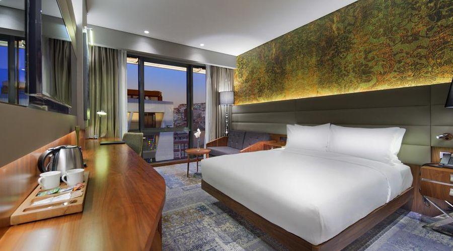 DoubleTree by Hilton Hotel Istanbul - Piyalepasa-38 of 44 photos