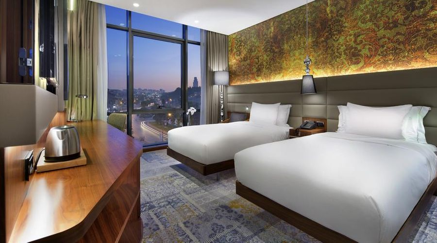 DoubleTree by Hilton Hotel Istanbul - Piyalepasa-32 of 44 photos