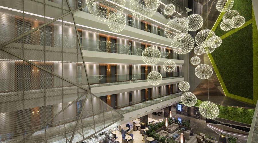 DoubleTree by Hilton Hotel Istanbul - Piyalepasa-4 of 44 photos