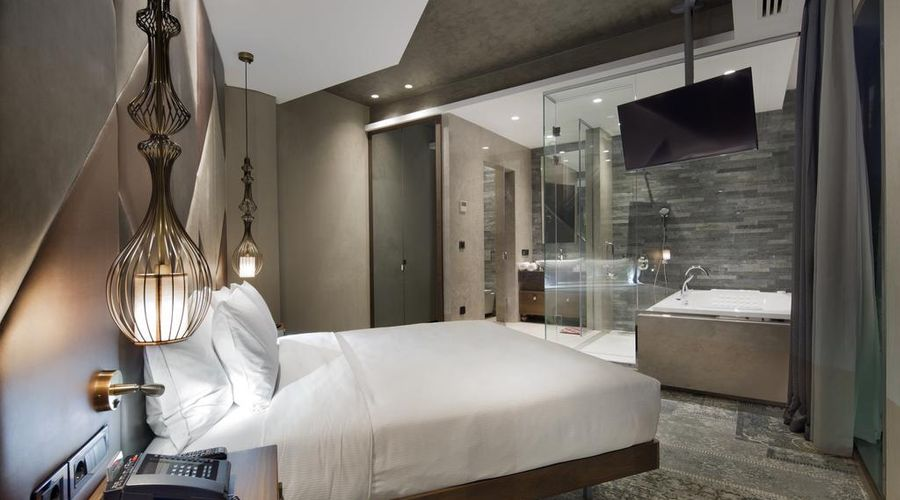 DoubleTree by Hilton Hotel Istanbul - Piyalepasa-41 of 44 photos