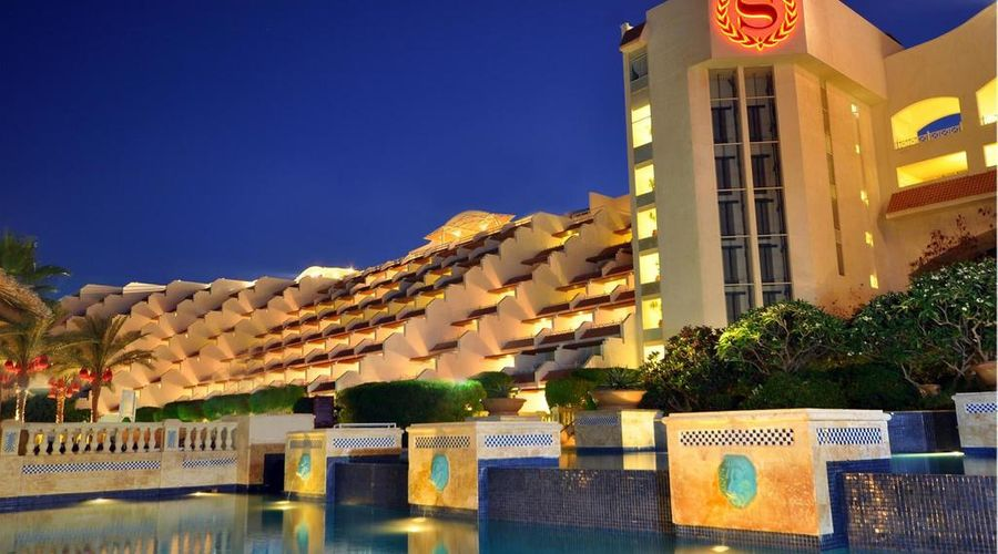 فندق ومنتجع وفلل وسبا شيراتون شرم-9 من 30 الصور