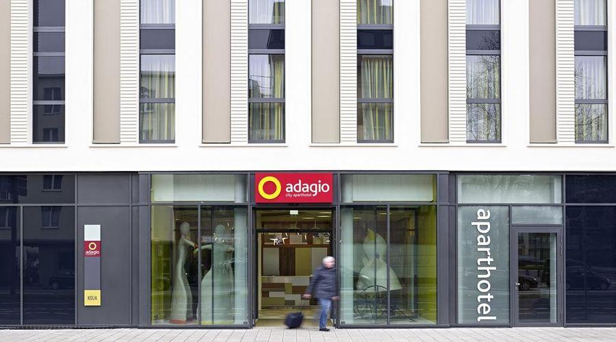 Aparthotel Adagio Köln City-14 of 38 photos