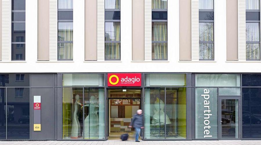 Aparthotel Adagio Köln City-36 of 38 photos