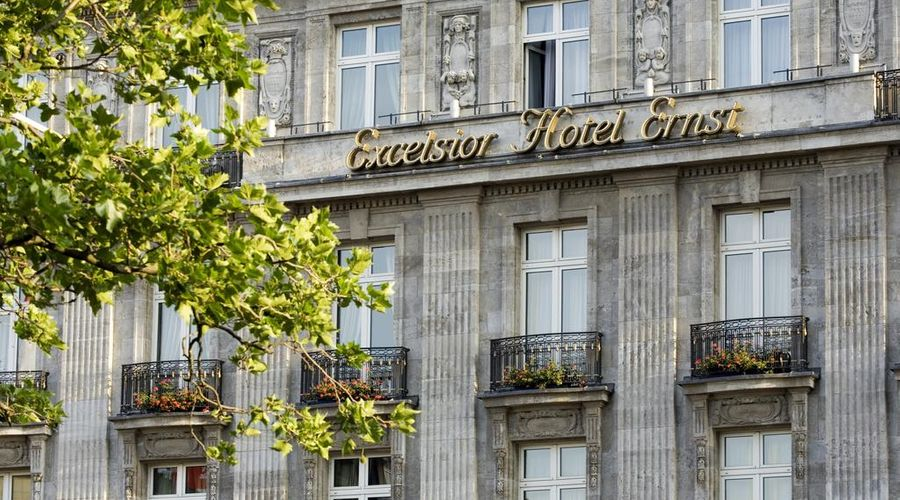 Excelsior Hotel Ernst The Leading Hotels of the World-1 of 40 photos