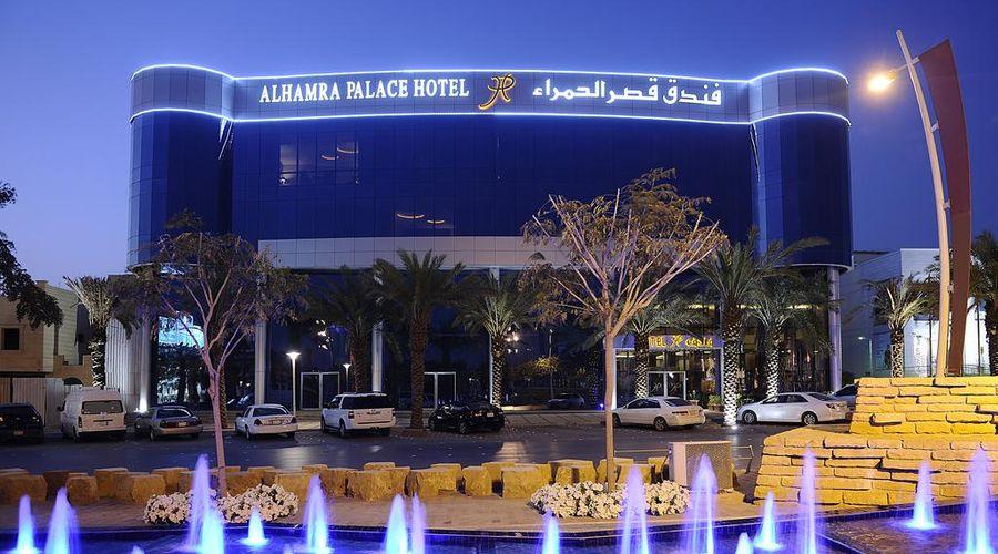 فندق قصر الحمراء من ورويك-1 من 43 الصور