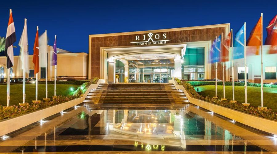 Rixos Sharm El Sheikh - Ultra All Inclusive - families and couples only-1 of 44 photos
