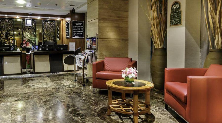 أجنحة إجزكيوتيف الفندقية من مروج غلوريا، شقق فندقية فخمة-3 من 24 الصور