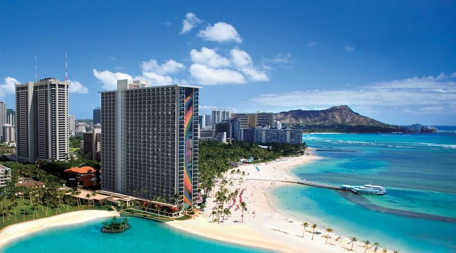 Hilton Hawaiian Village Waikiki Beach Resort-1 of 44 photos