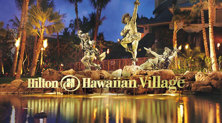 Hilton Hawaiian Village Waikiki Beach Resort-17 of 44 photos