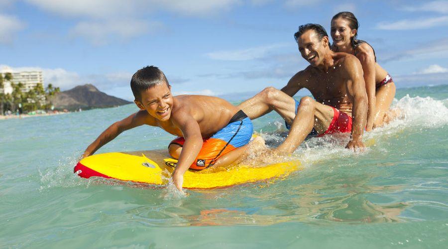 Hilton Hawaiian Village Waikiki Beach Resort-28 of 44 photos