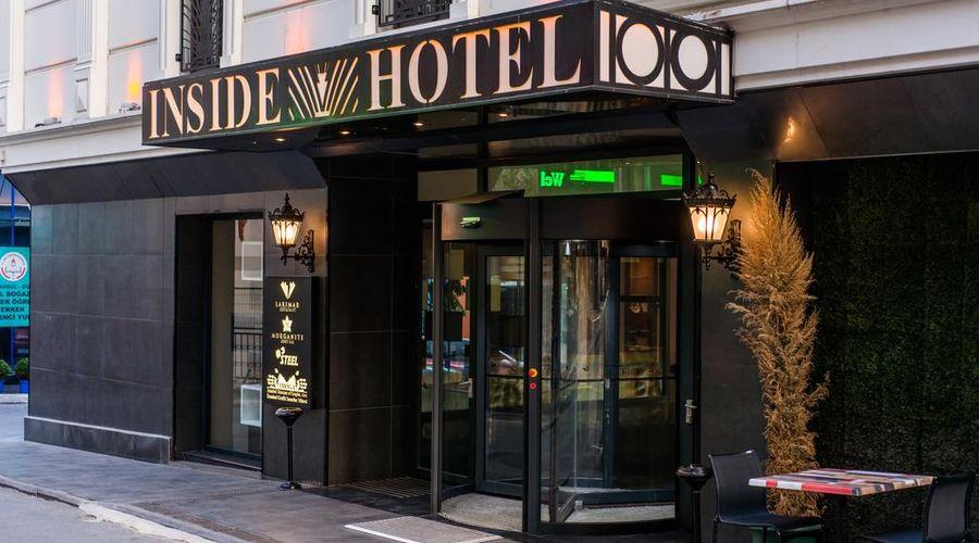 فندق إنسايد شيشلي-2 من 42 الصور