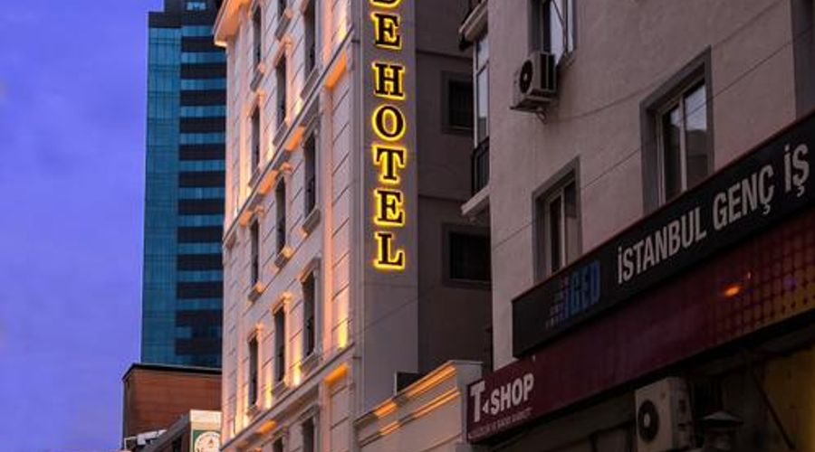 فندق إنسايد شيشلي-1 من 42 الصور