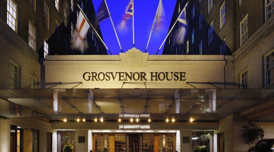 JW Marriott Grosvenor House London-1 of 34 photos