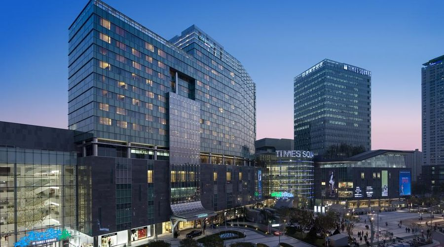 Courtyard by Marriott Seoul Times Square-11 of 32 photos