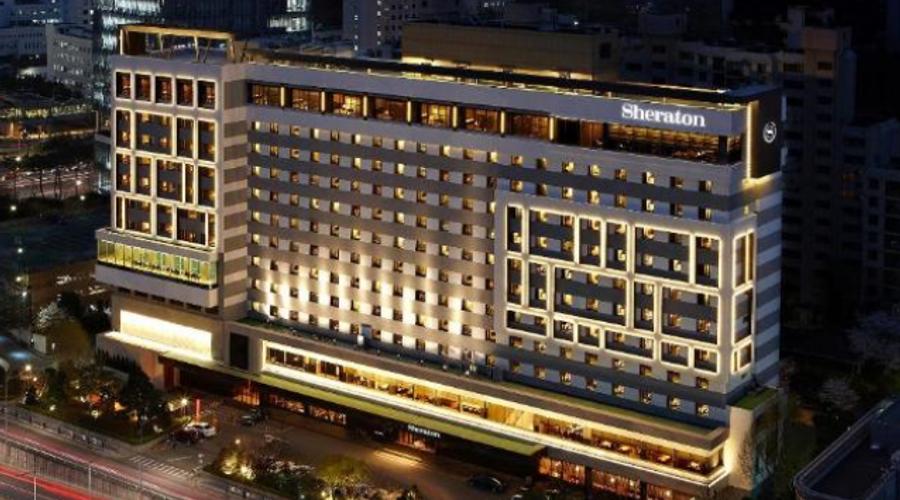 Sheraton Seoul Palace Gangnam Hotel-1 of 47 photos