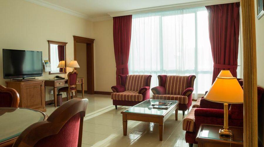 فندق جراند اكسلسيور الشارقة -38 من 40 الصور