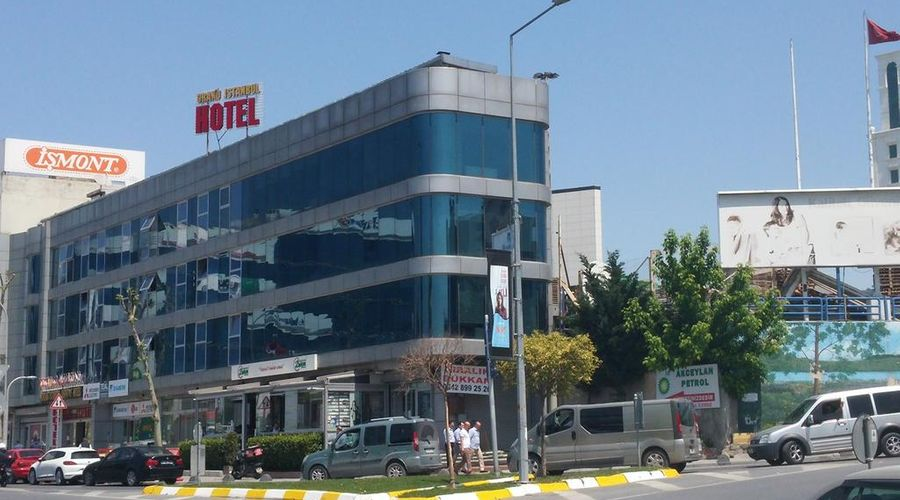 Grand Istanbul Airport Hotel-1 of 28 photos