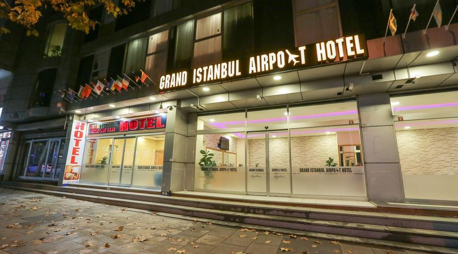 Grand Istanbul Airport Hotel-20 of 28 photos