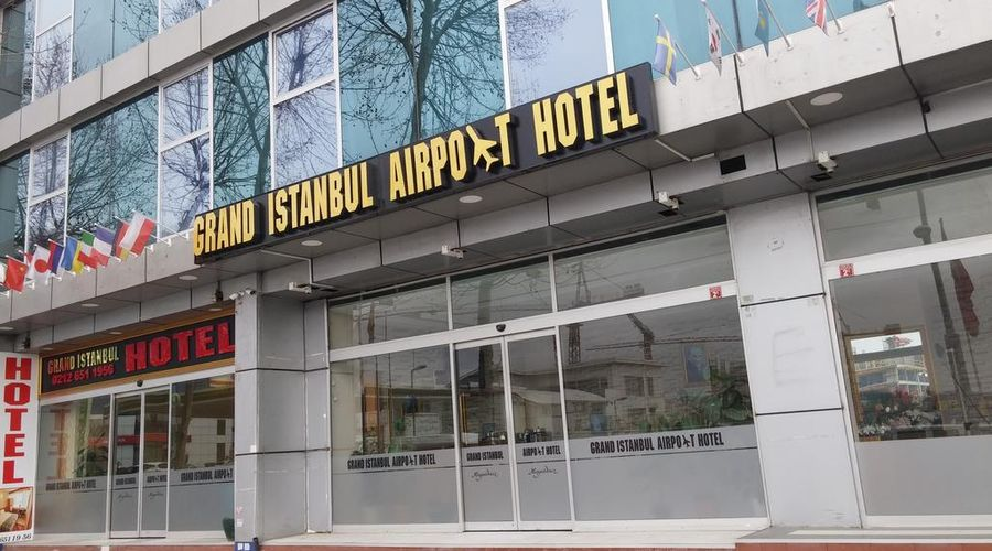 Grand Istanbul Airport Hotel-2 of 28 photos