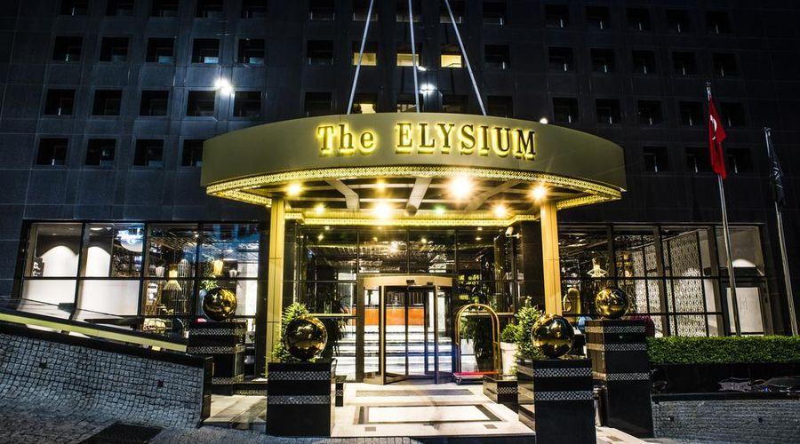The Elysium Istanbul Hotel & Spa-1 of 38 photos