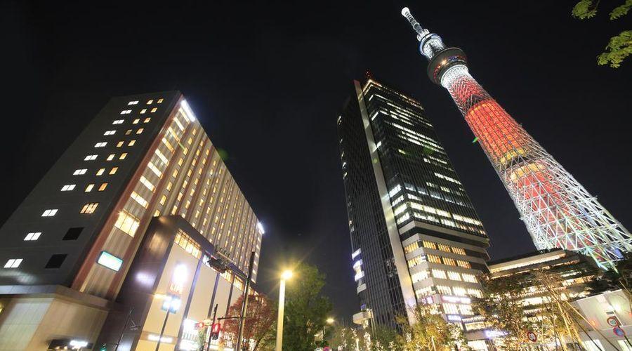 ريتشموند هوتل بريمير طوكيو أوشياج-2 من 45 الصور