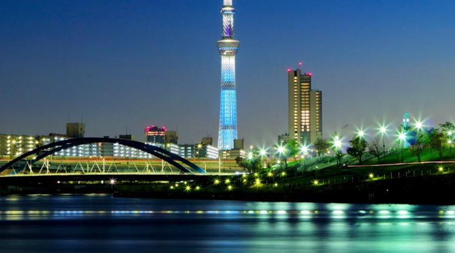 ريتشموند هوتل بريمير طوكيو أوشياج-45 من 45 الصور